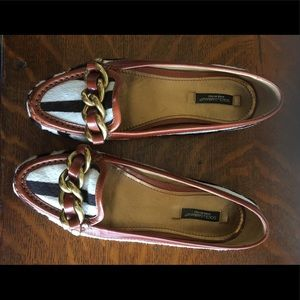 Dolce&Gabbana leather loafers 36 1/2